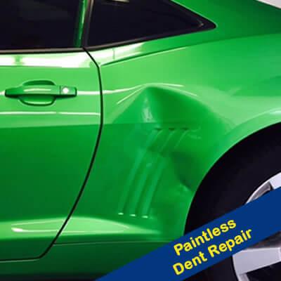 Car Dent Repair in Lake Orion, Oxford, Auburn Hills, Oakland Twp Michigan