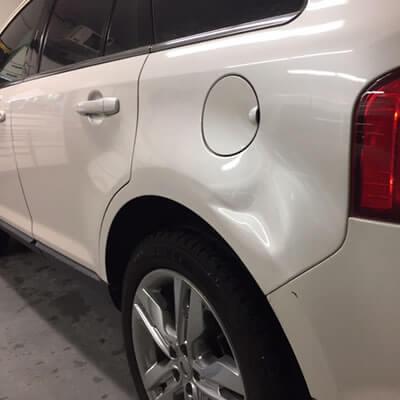 Oakland Twp Auto Dent Repair Shop