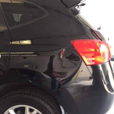 Local Vehicle Dent Repair Shop