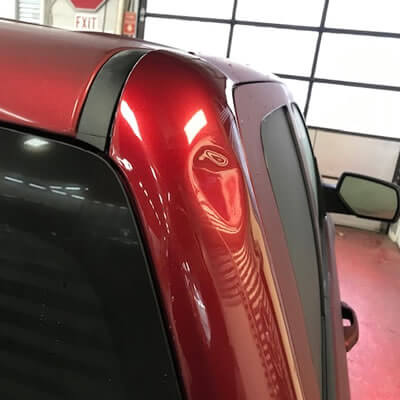 (PDR) Paintless Dent Repair in Lake Orion, Oxford, Auburn Hills, Oakland Twp Michigan